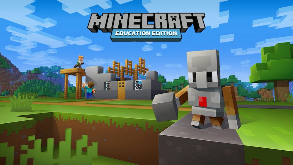 Les jeux vidéos en classe (2) - Création et mondes ouverts
