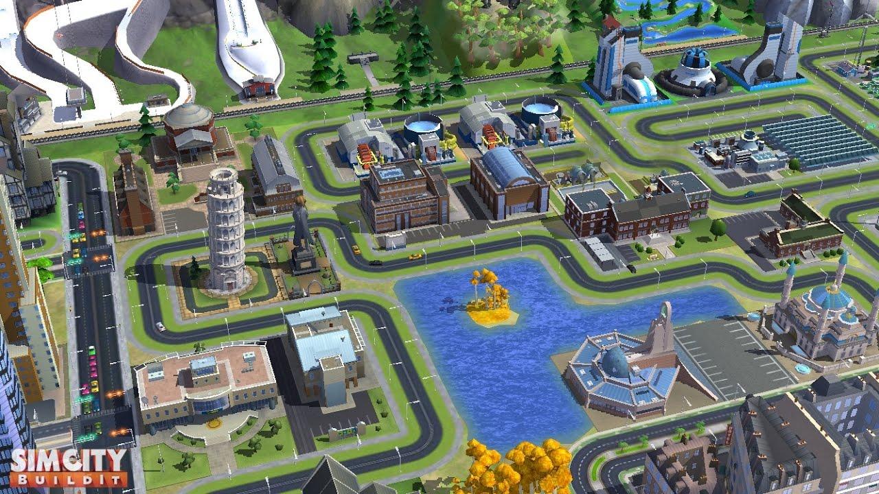 Les jeux vidéos en classe (3) - Gestion des espaces avec Sim City, Farming Simulator