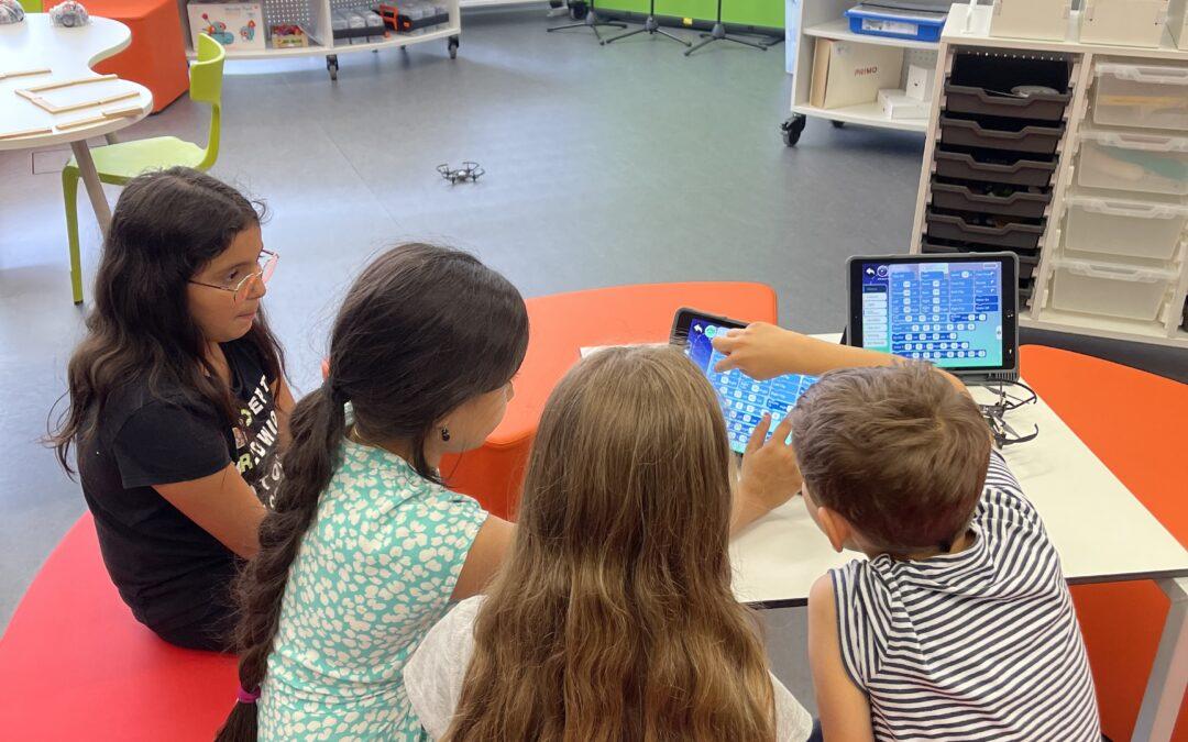 5 Juillet 2021  J1 – Les robots sauvent Townsville