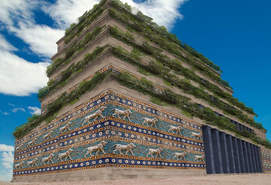 7 Juillet 2021 – J3 Le Jardin merveilleux de Pixel Babylone