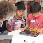 Des iPads en classe - maîtriser les gestes de base (3)